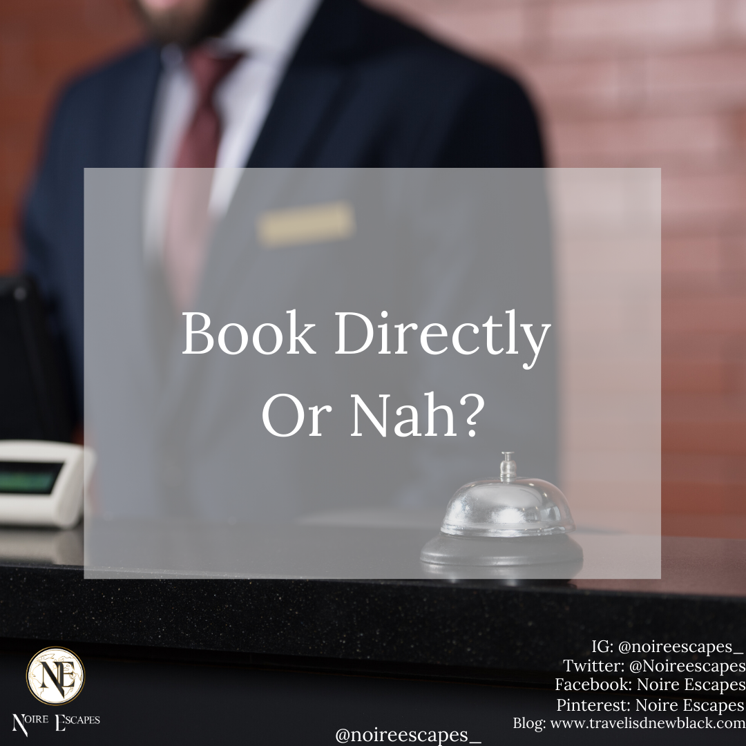 Book Directly Or Nah_